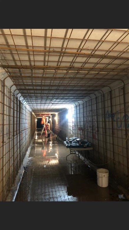 Shotcrete Marion Council